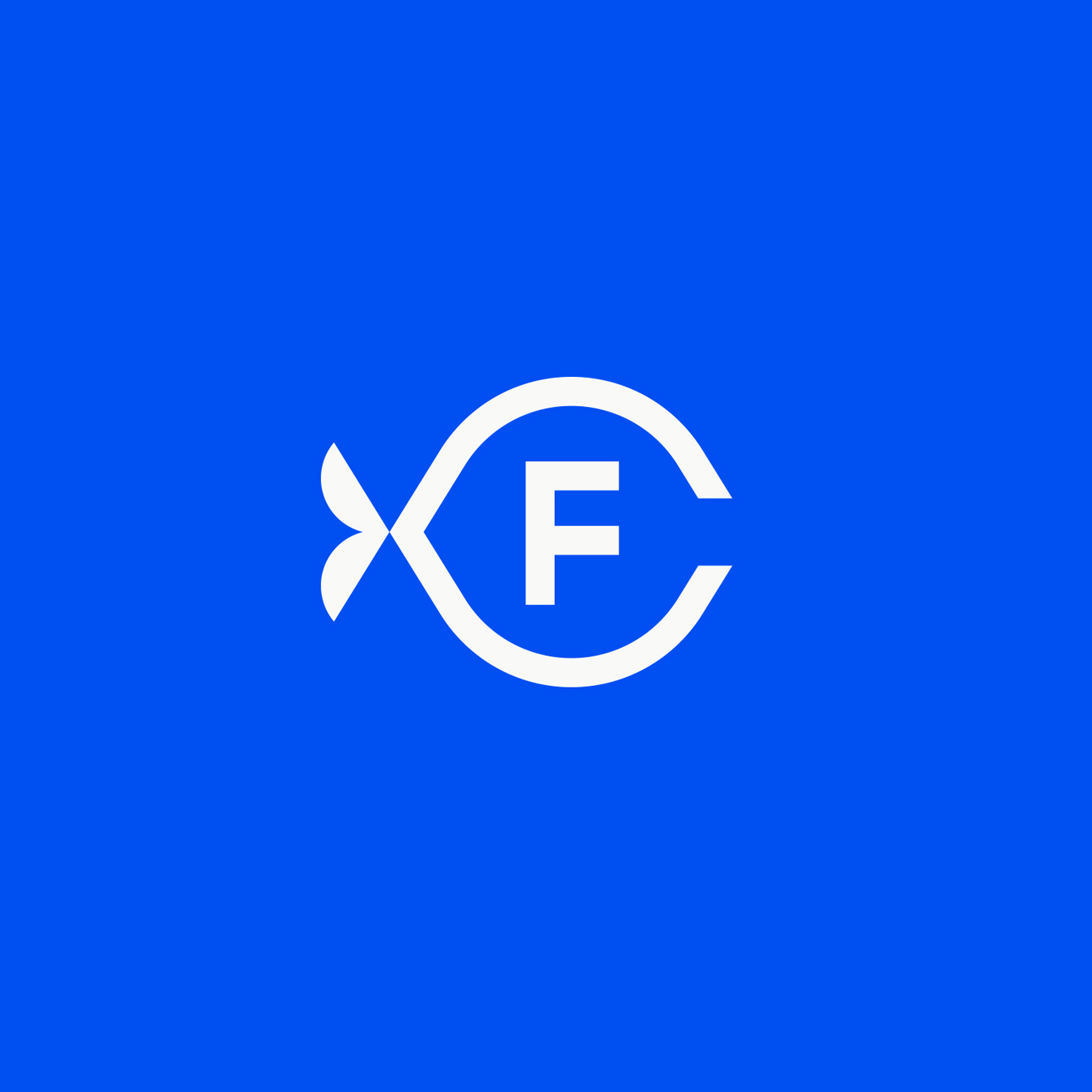 Chubby Fish CF Logo