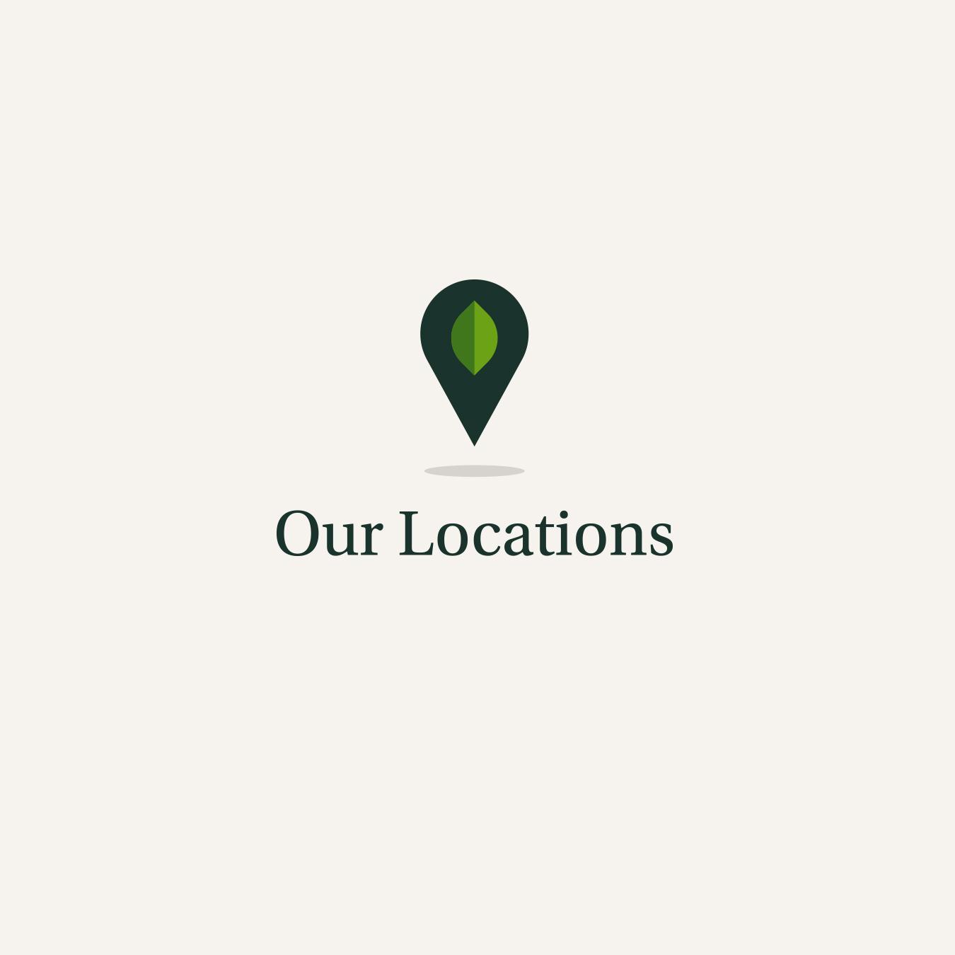 Verde Salad Restaurant Location Icon