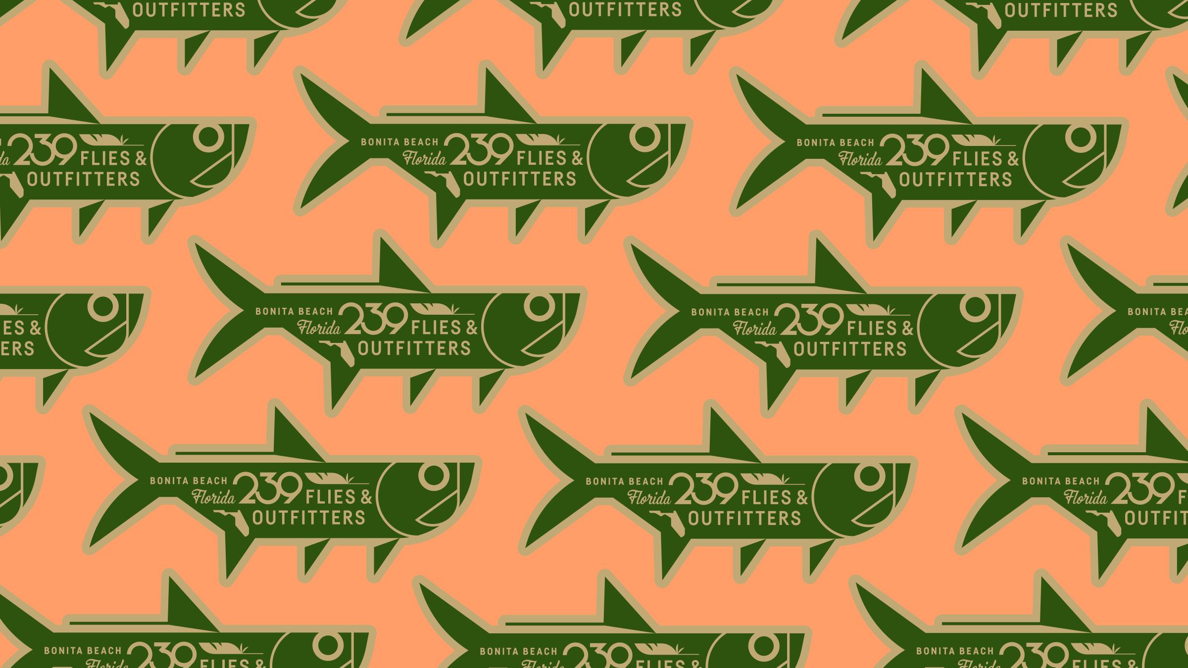 239 Flies Tarpon Pattern
