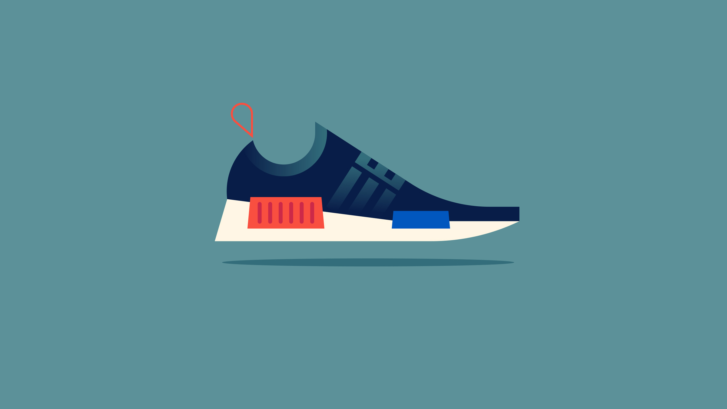 Adidas NMD Illustration