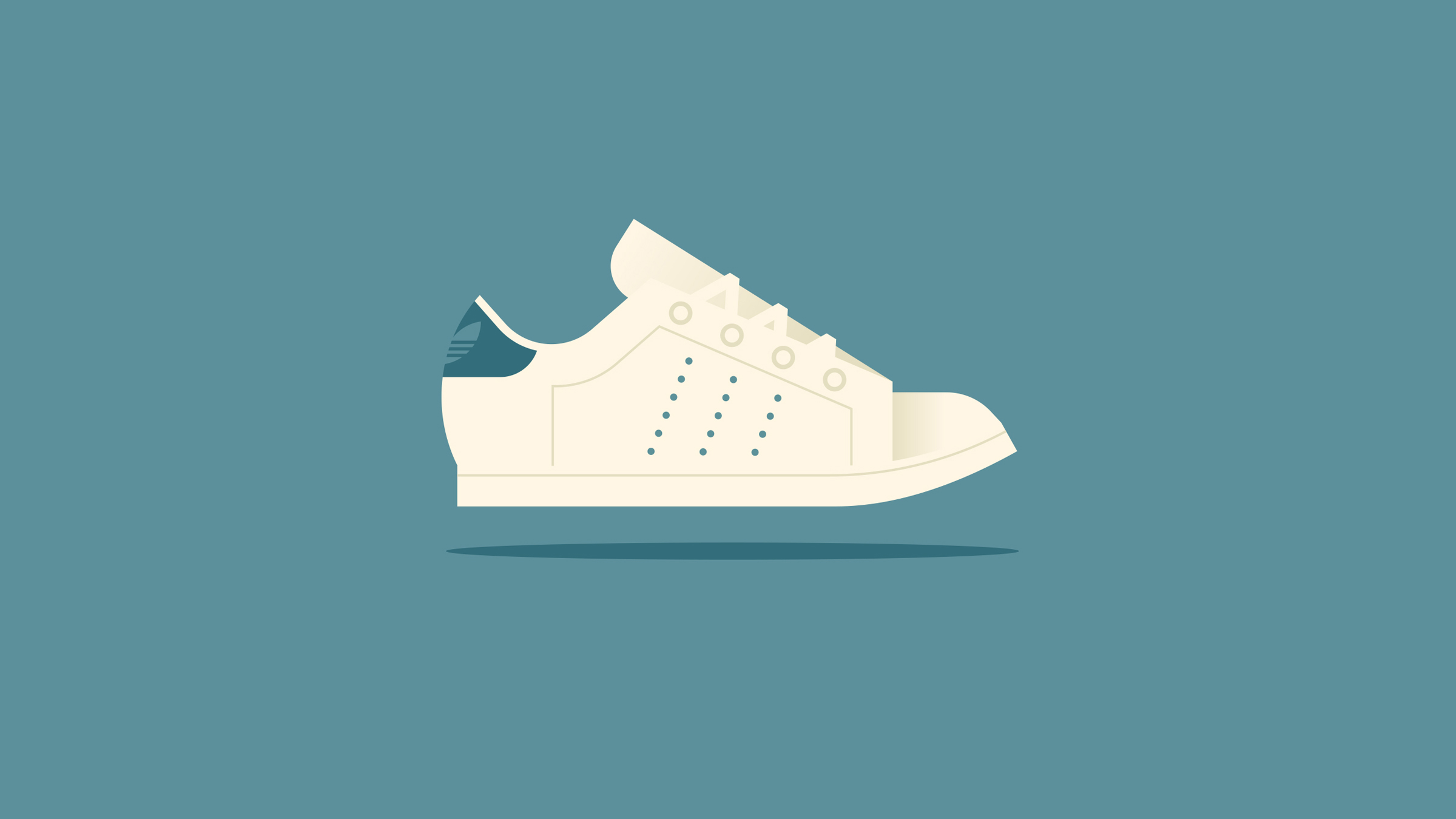 Adidas Stan Smith Illustration