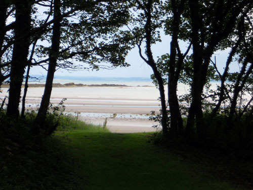 Beach at Garlieston