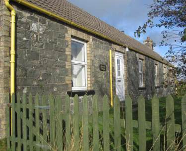 Burnside  holiday cottage to let  Galloway, front.jpg