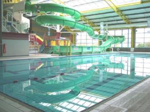 Ryan Centre Stranraer Galloway swimming pool and slides.png