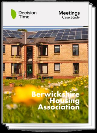 Berwickshire Housing AssociationCase Study -
