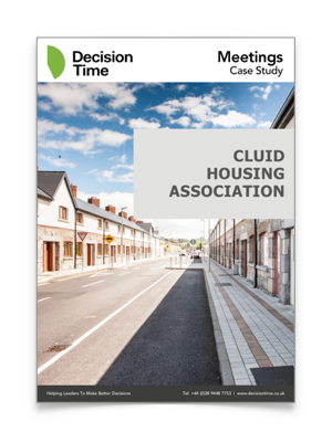 Case Study - Read about how Clúid Housing Association improved efficiency by increasing the time available to staff and to reduce the increasing costs associated with running paper based processes.