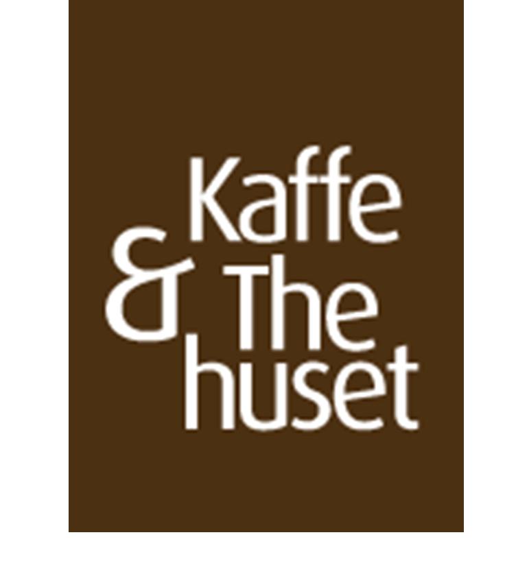 Kaffe og The huset logo