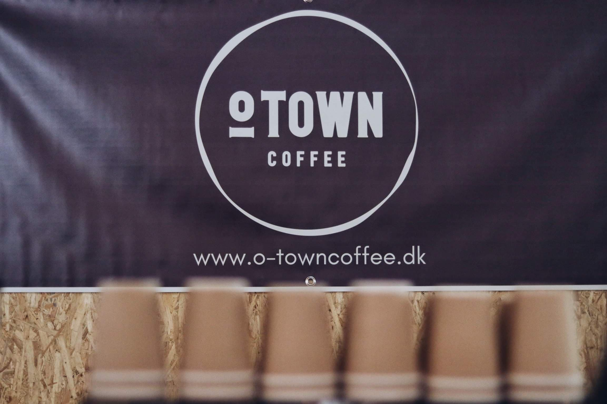O-Town Coffee Virksomhedsbranding 1
