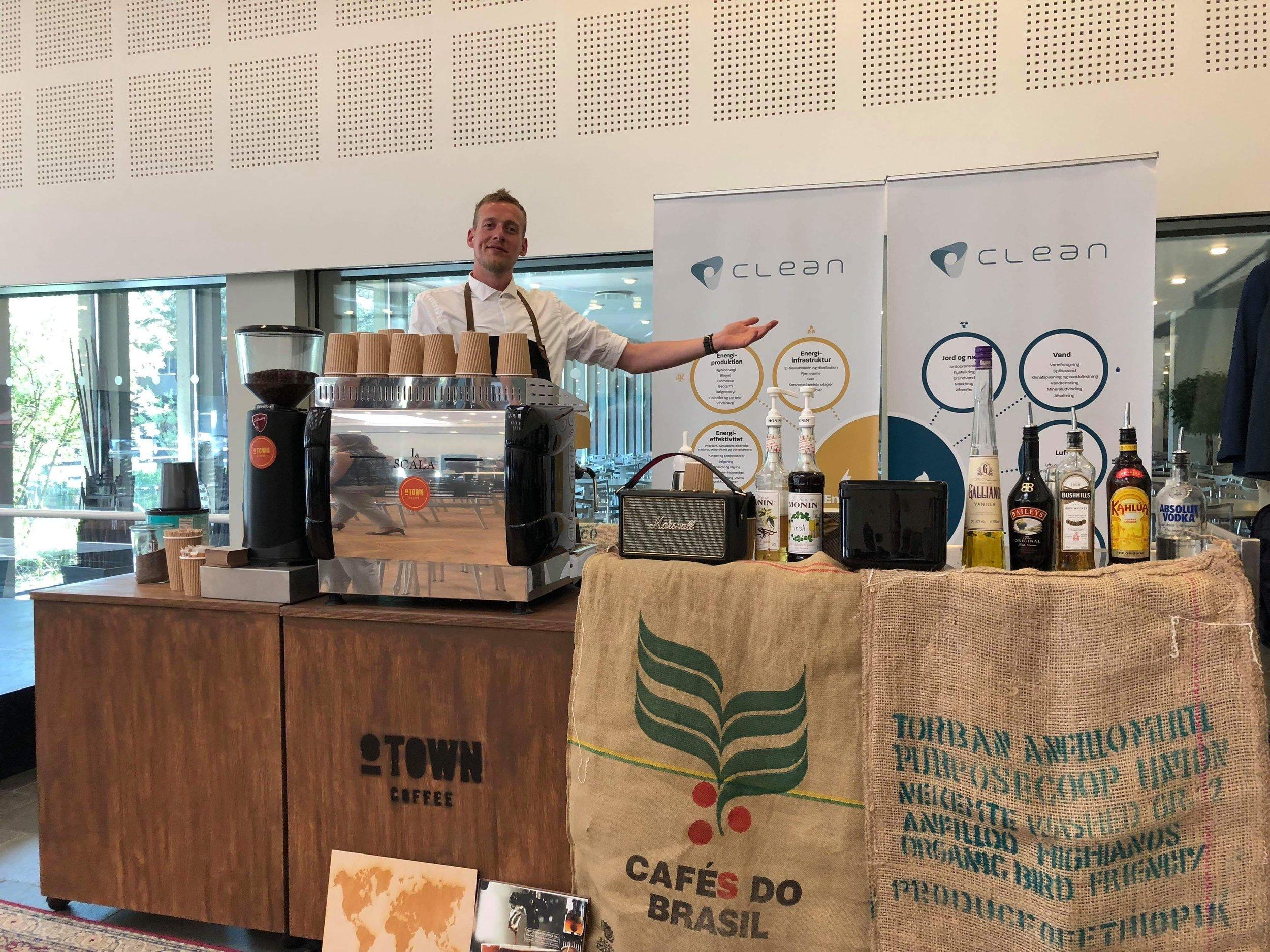 O-Town Coffee Cocktailbaren 2