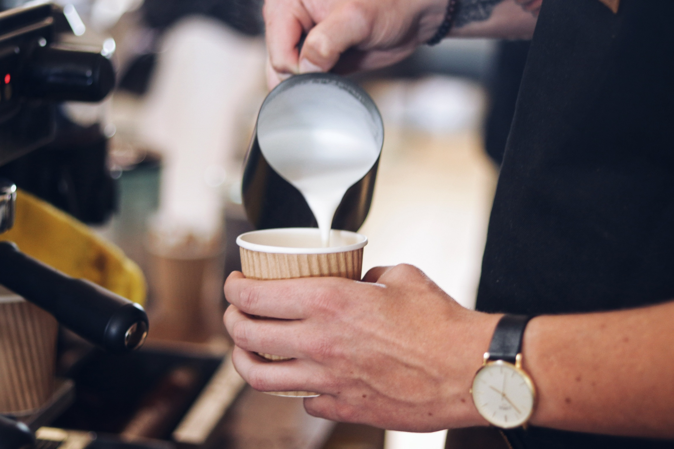 O-Town Coffee Baristaworkshop 1