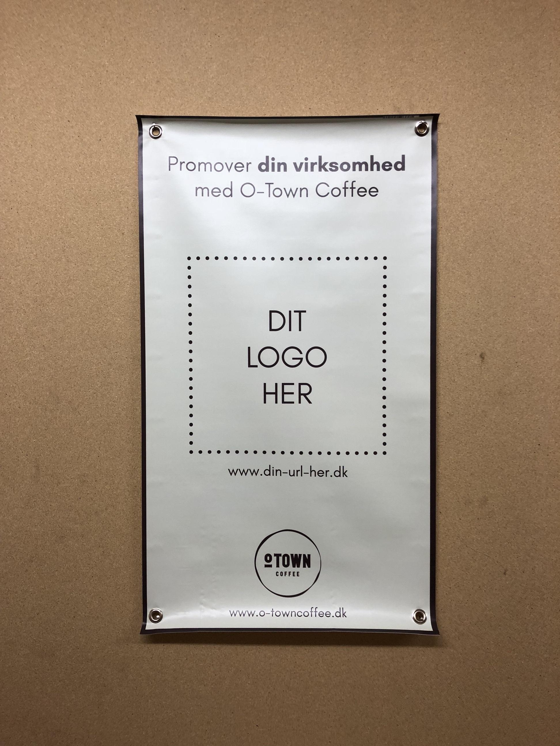 O-Town Coffee Virksomhedsbranding 5