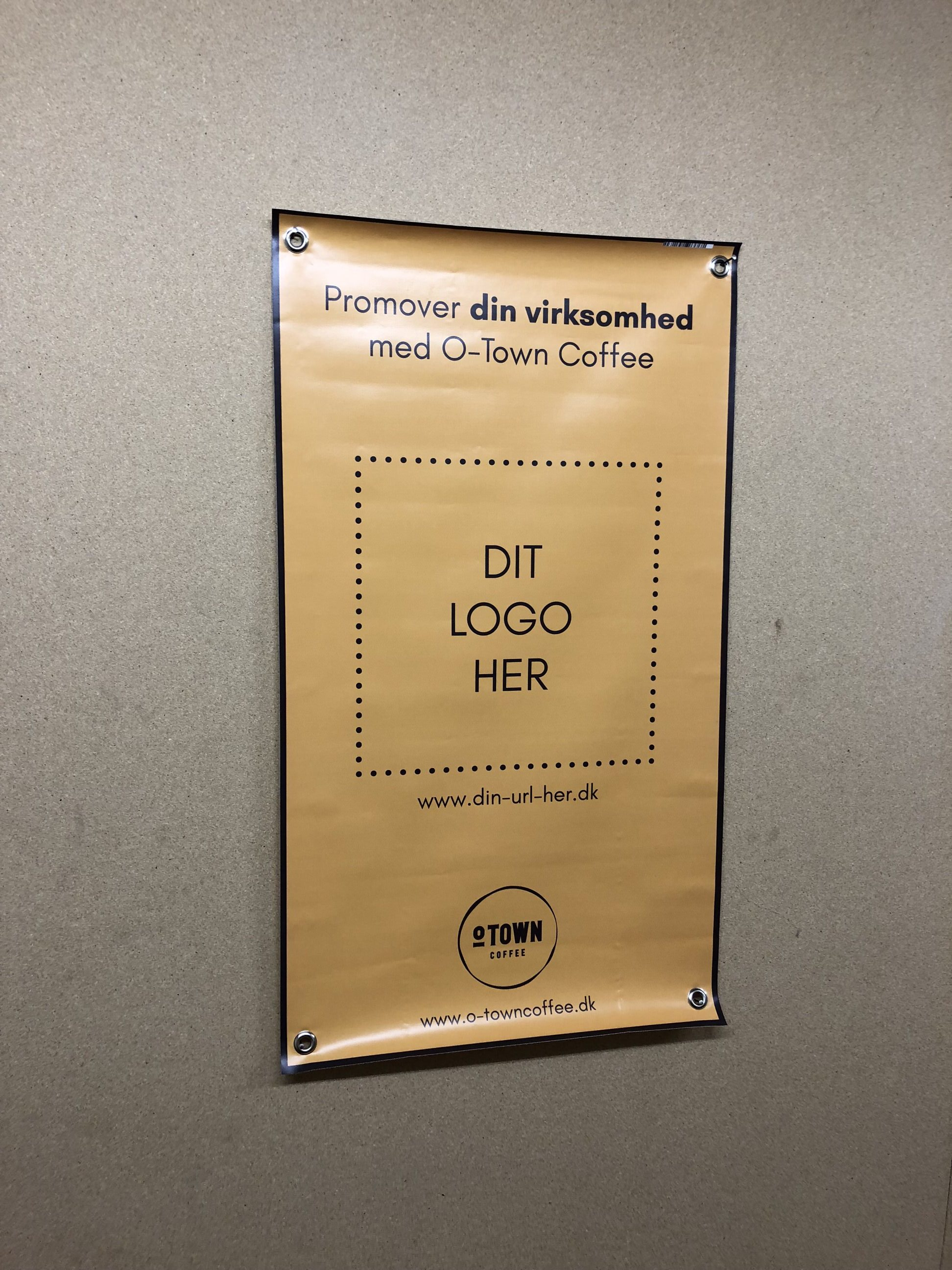 O-Town Coffee Virksomhedsbranding 6