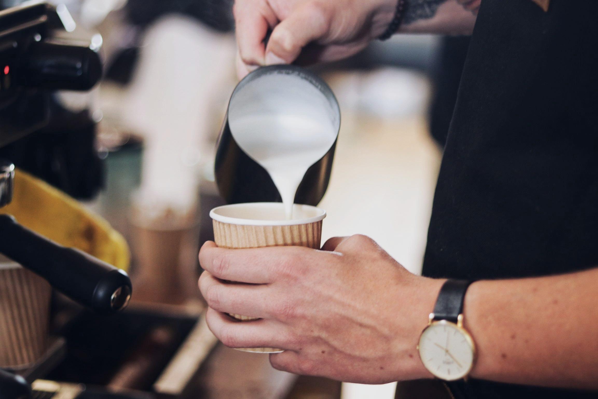 - Bliv barista for en dag! Book et baristakursus og bliv ekspert i kaffebrygning.