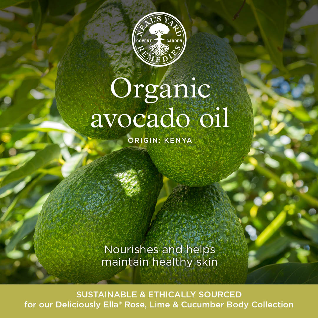 - Nourish your body inside and out with the best organic ingredients