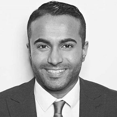 Kashif Taher    Account Executive