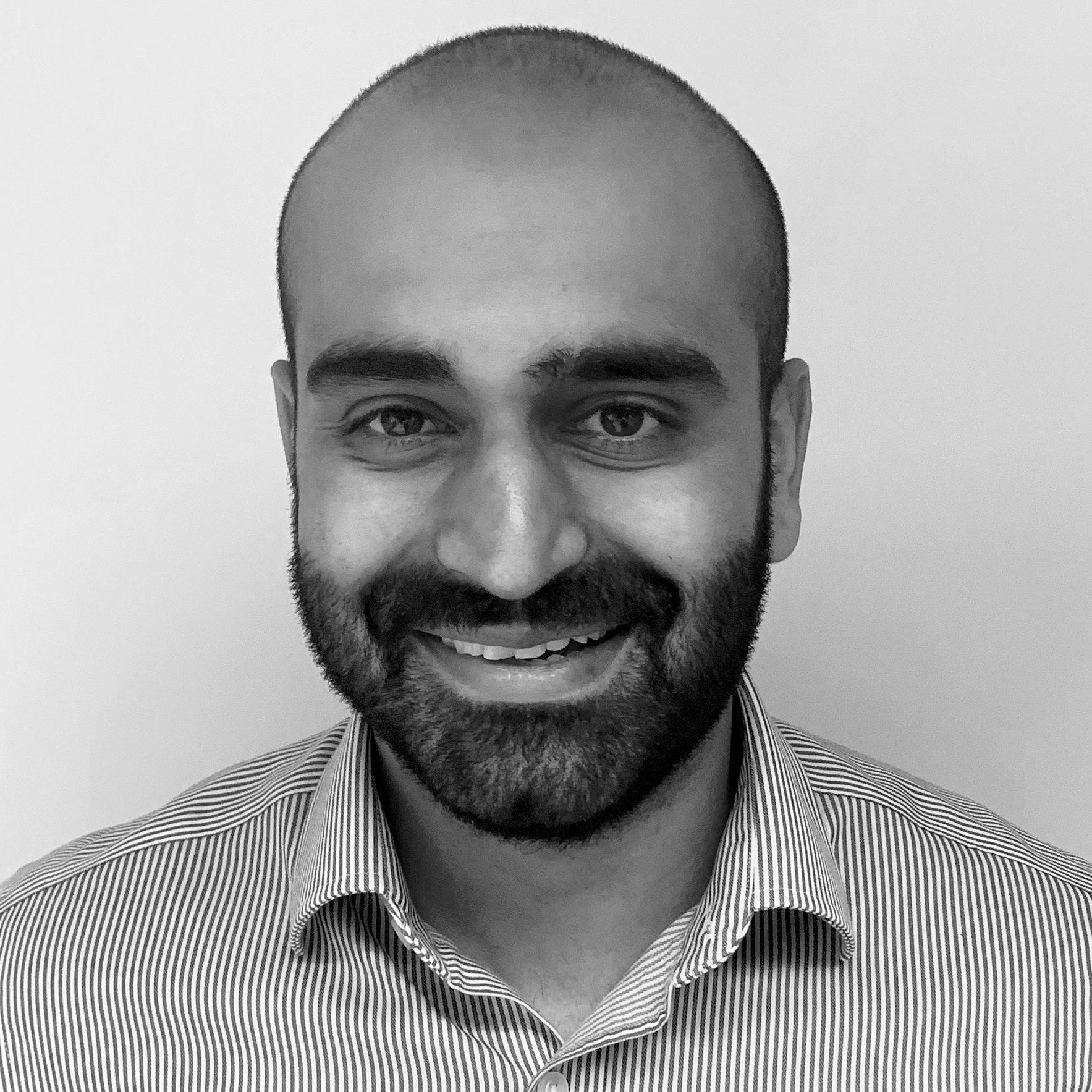 Avnesh Modhvadia | Senior Account Executive