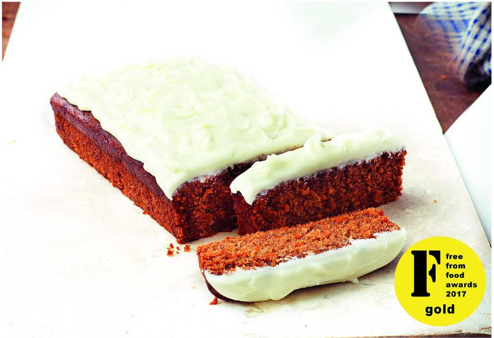 Small Carrot Cake with award.jpg