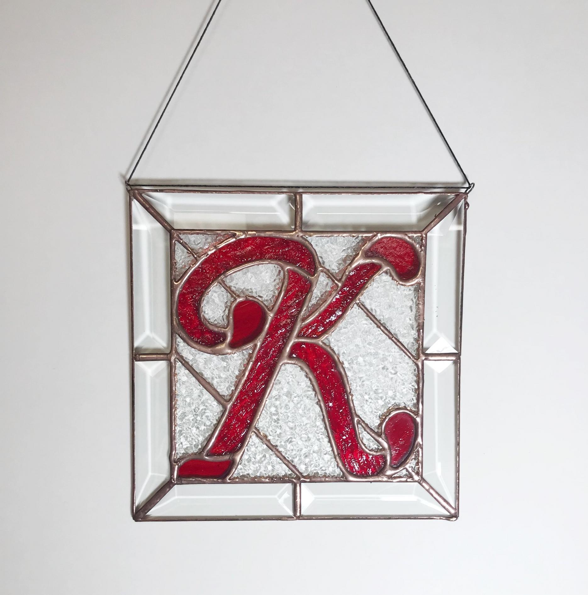 K initial panel