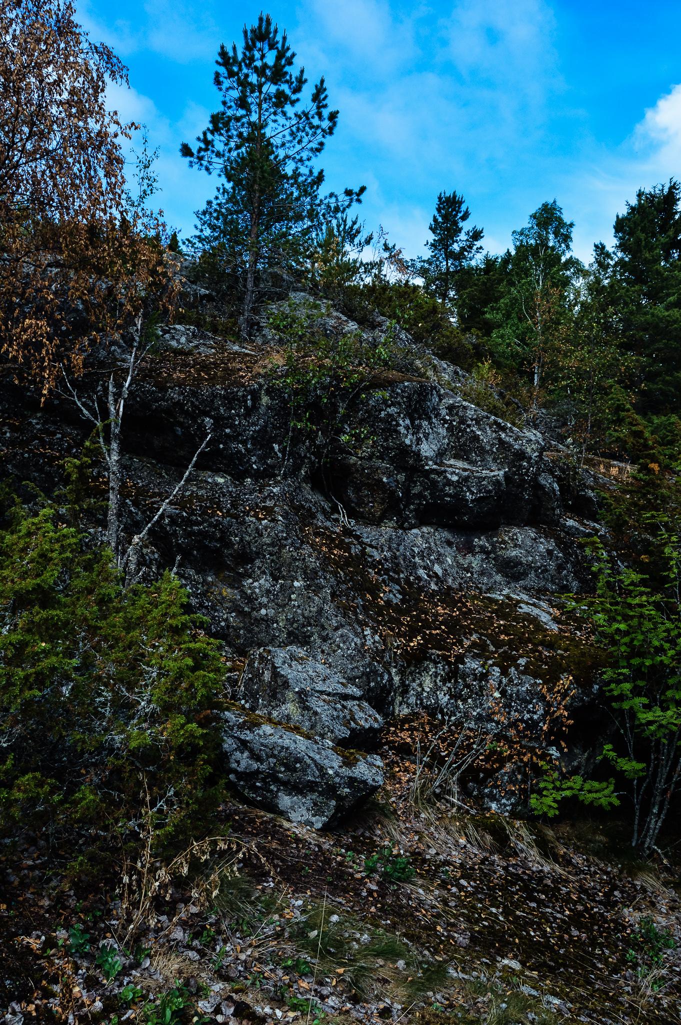Noituudesta tuomitun Marketta Parkoisen mukaan paholainen asui Kuivilanvuorella.