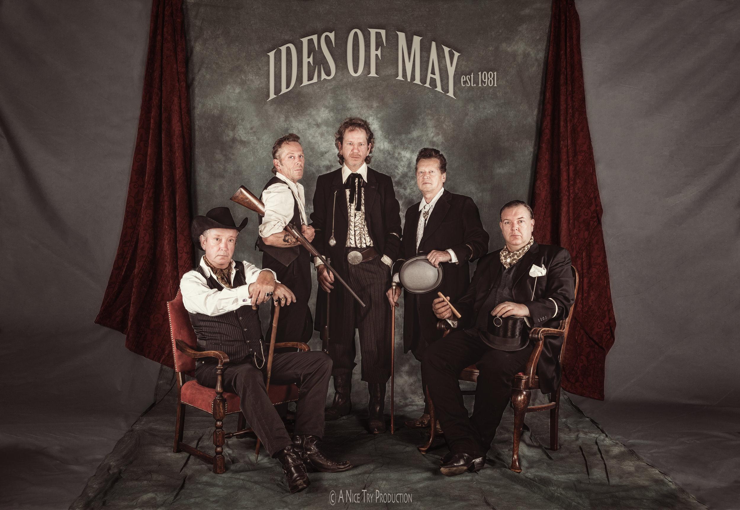ides of may -