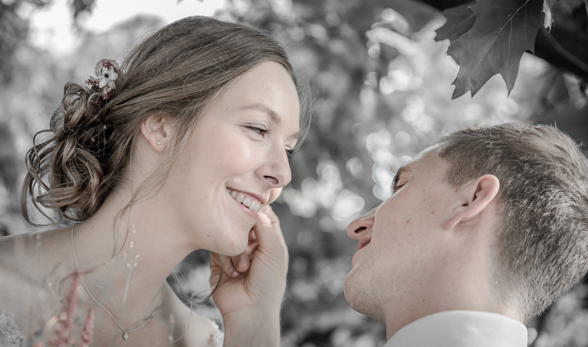 A nice wedding -