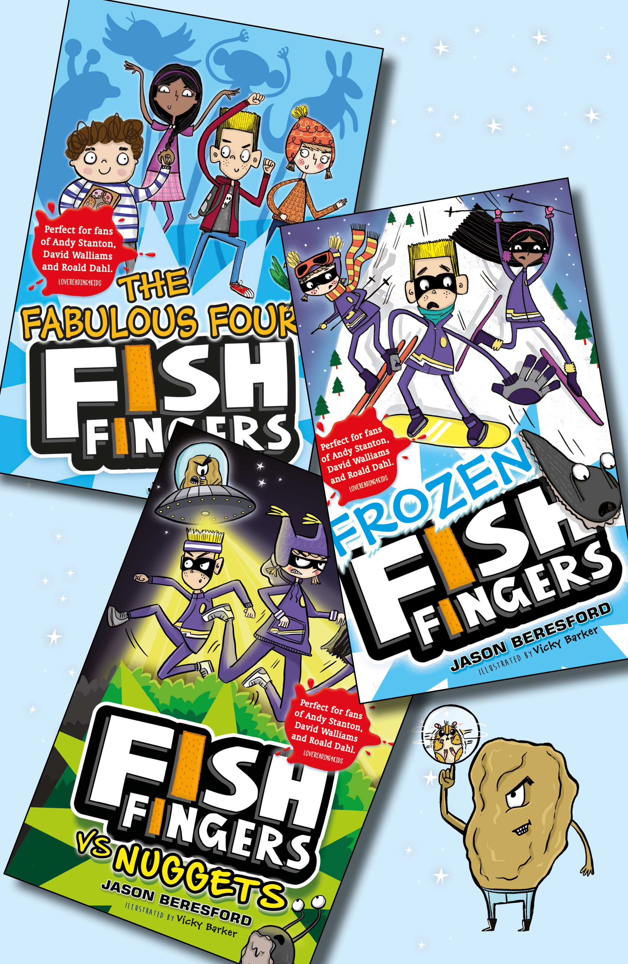 The Fabulous Four Fish Fingers inside.jpg
