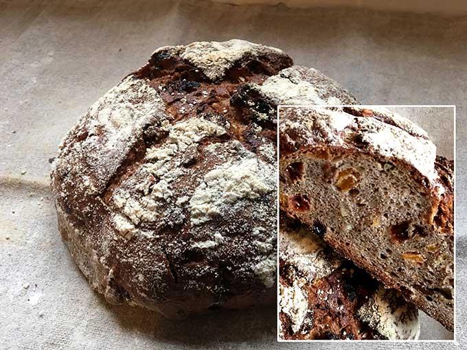 Fruit Loaf Sourdough -