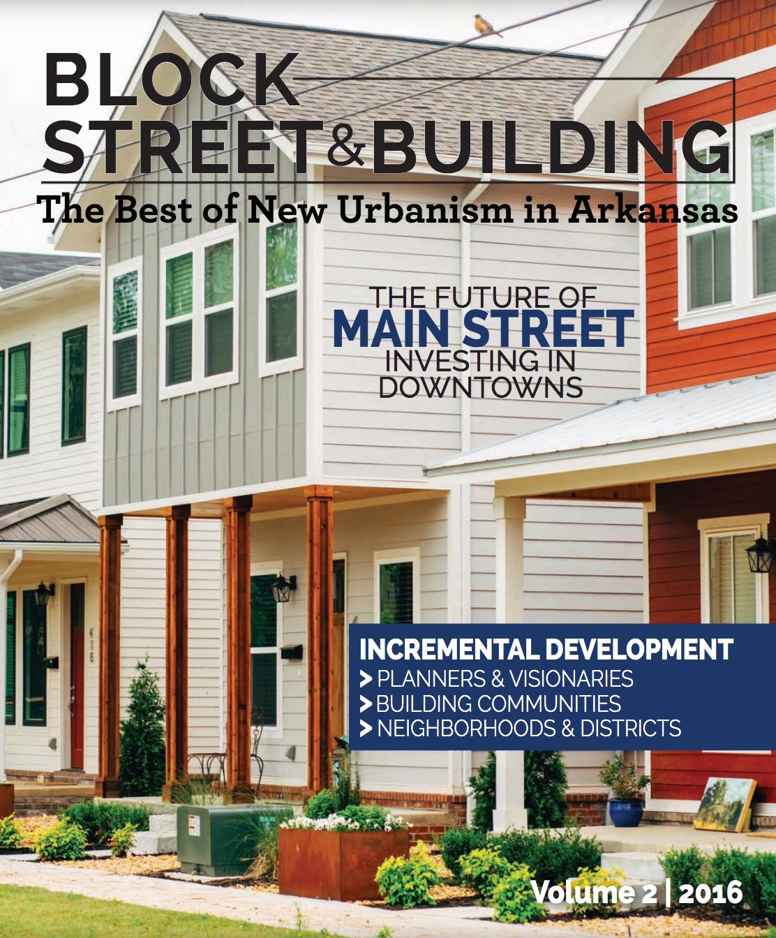 Block Street & Building 2016