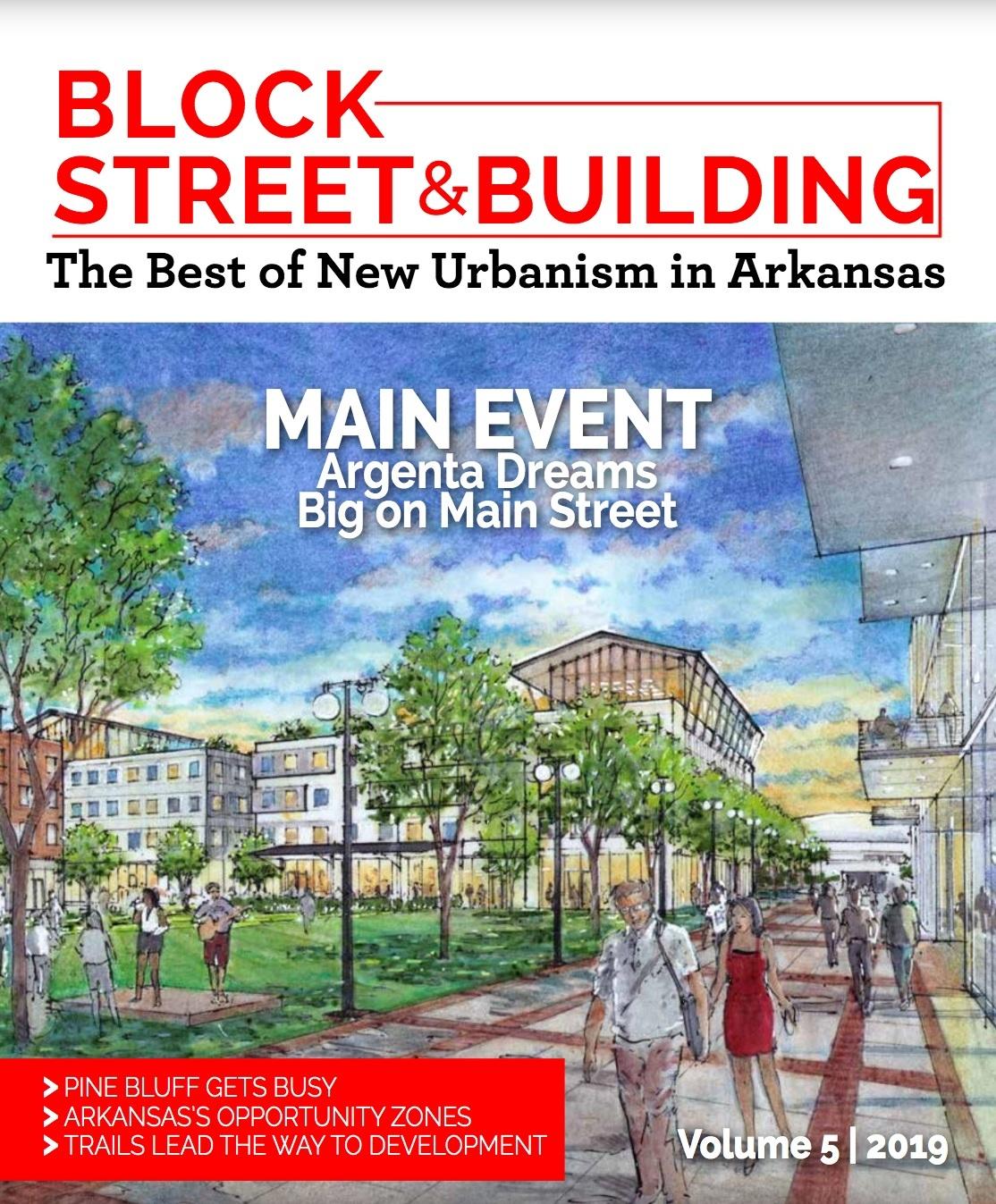 Block Street & Building 2019