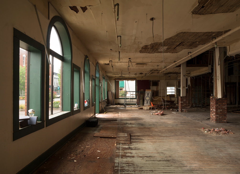 Patience, flexibility and a multi-disciplined team helped transform The 1907 Building in Rogers.