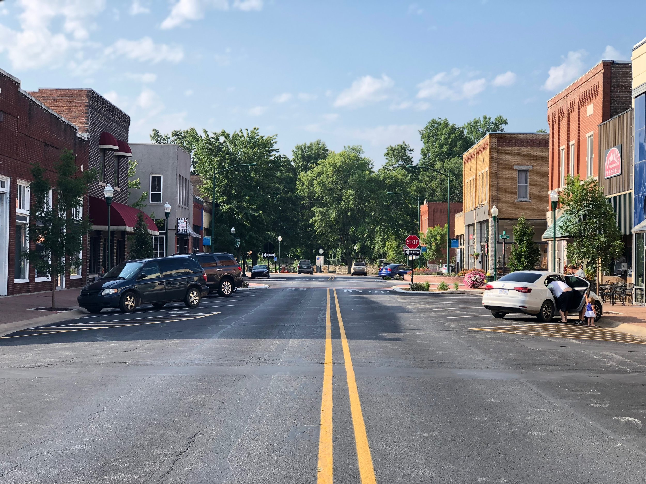 Siloam Springs blends quaint historic charm with new amenities, public art and community festivals.