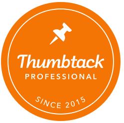 Thumbtack Professional Since 2105