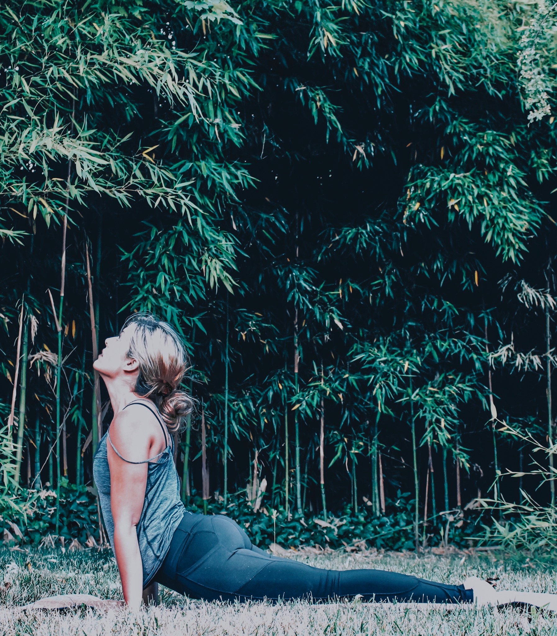 """""""Radical self-care in my opinion means to consistently use tools to live a sustainable healthy life mentally, physically and emotionally."""" -Amber Boersma"""