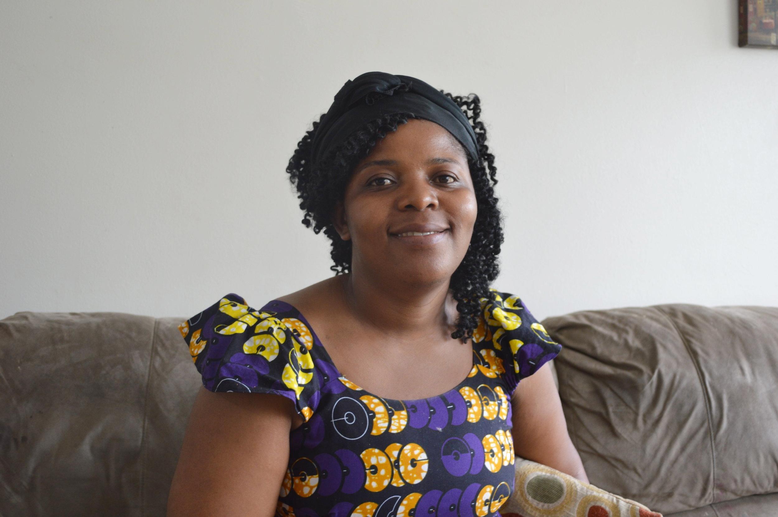 Jeanne Etunyema