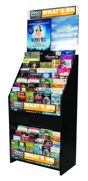 Floor mounted rack (available in different coloued wraps)small.jpg