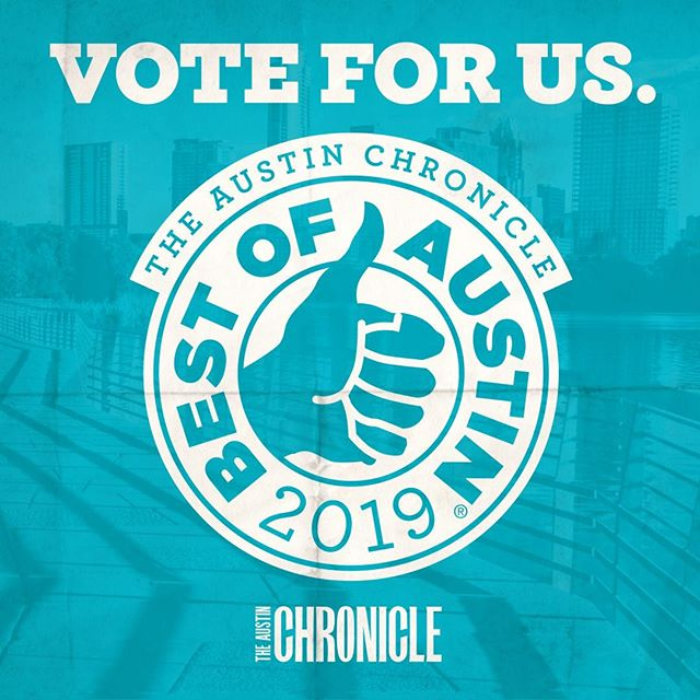 Best of Austin 2019!! Vote La Volpe for any food, drink, and music categories. https://www.austinchronicle.com/best-of-austin/  #BestPatio #LiveMusic #BestDessert #BestChef