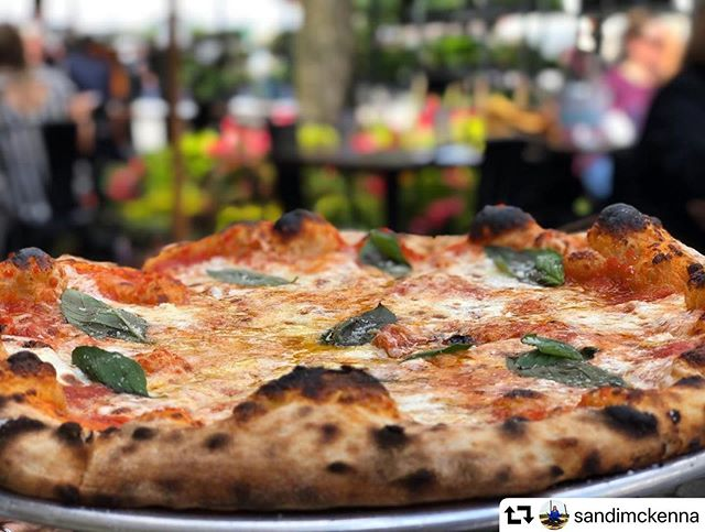Updated hours to get your @bocceusq fix. Weekdays, dinner starting at 4 pm. Weekends, brunch & dinner (the usual). Closed Mondays always. #repost @sandimckenna ・・・ It wouldn't be a successful trip to NYC without pizza.  Bocce in Union Square did not disappoint.  #pizza #foodie #italian #newyork #manhattan