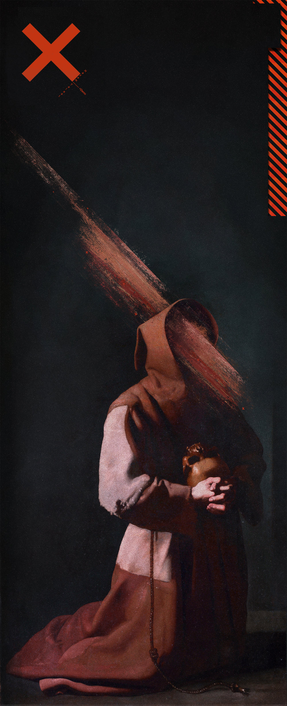 repainting rembrandt_ digital painting_ artist_hazem talaat_ nicola samori