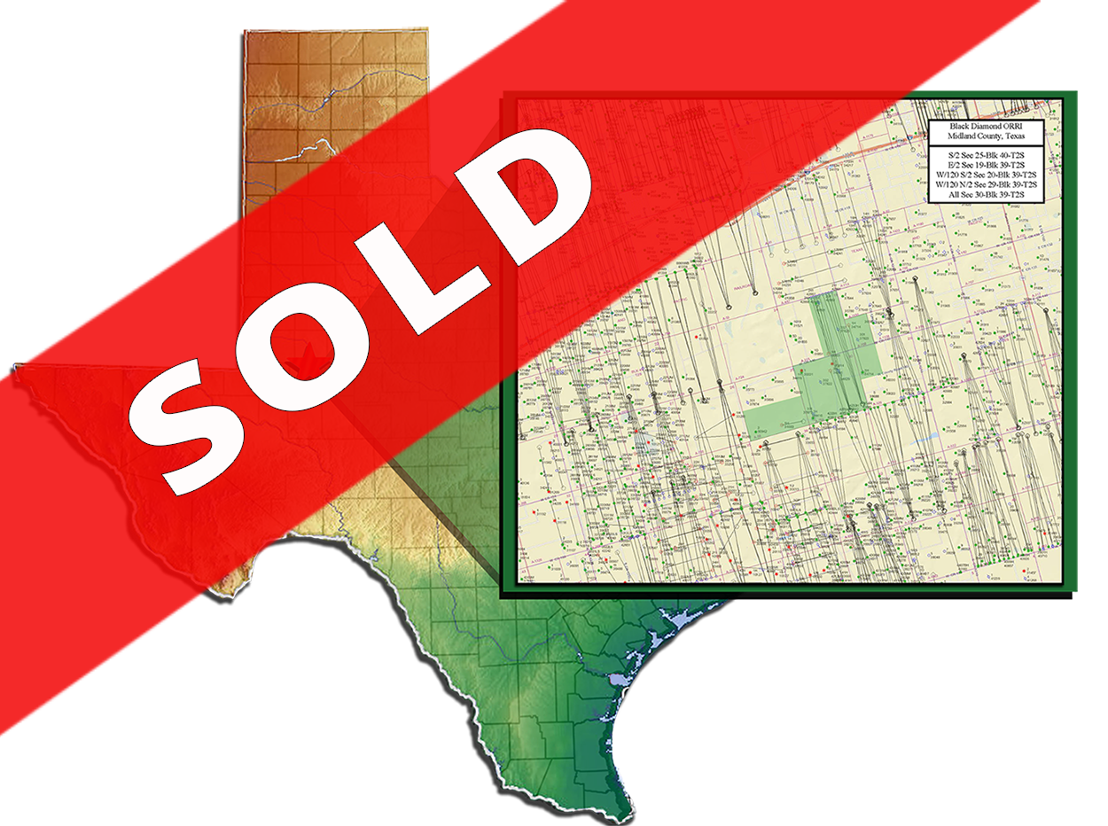 Midland County Black Diamond ORRI Sold.png