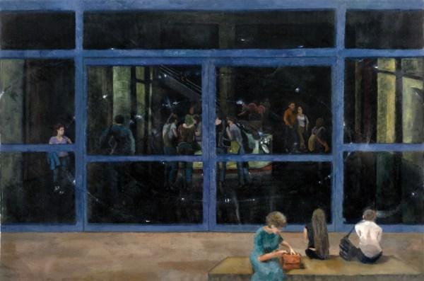 Medium: Oil Paints, 2015