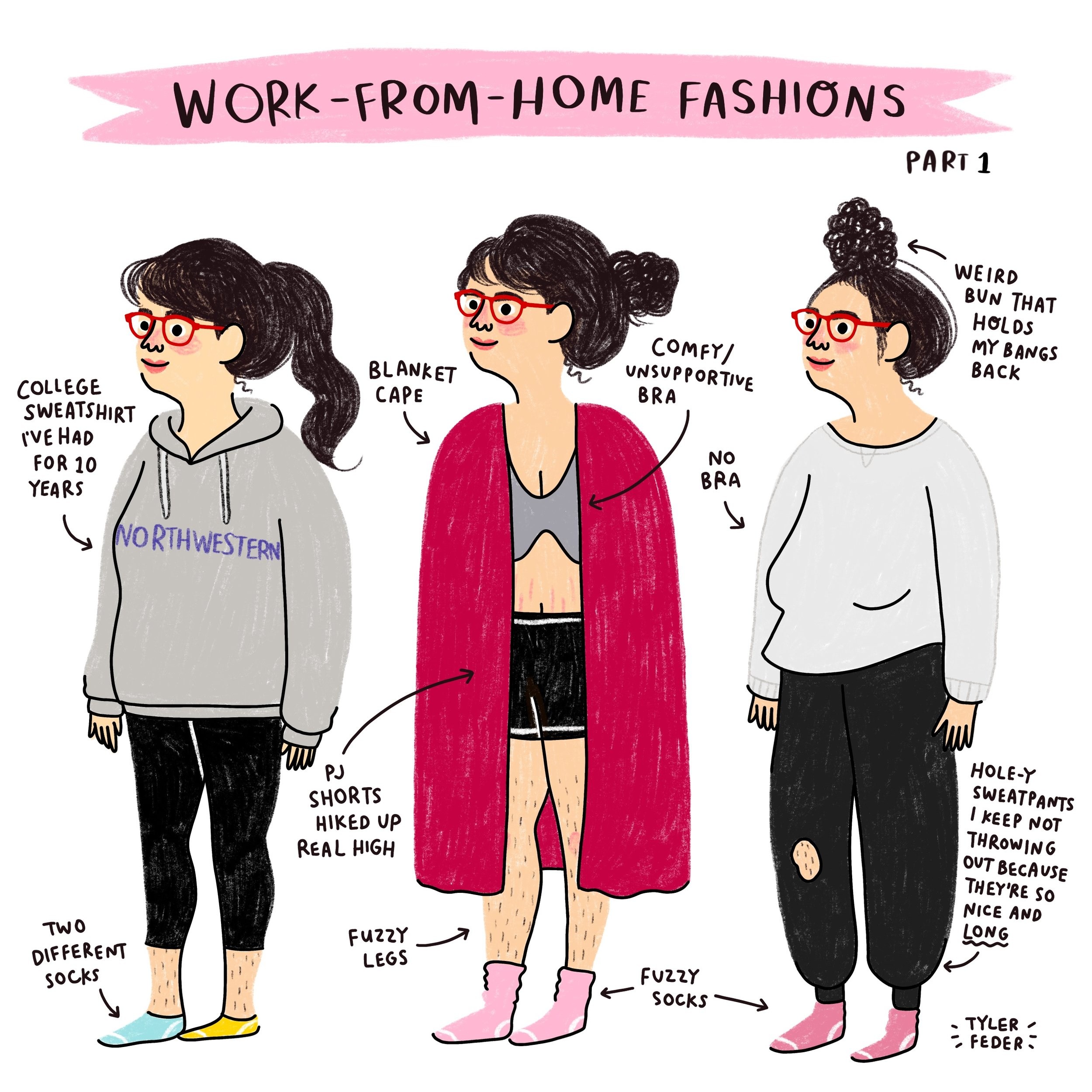 Work From Home Tops, ShoptheKei.com, Tyler Feder image