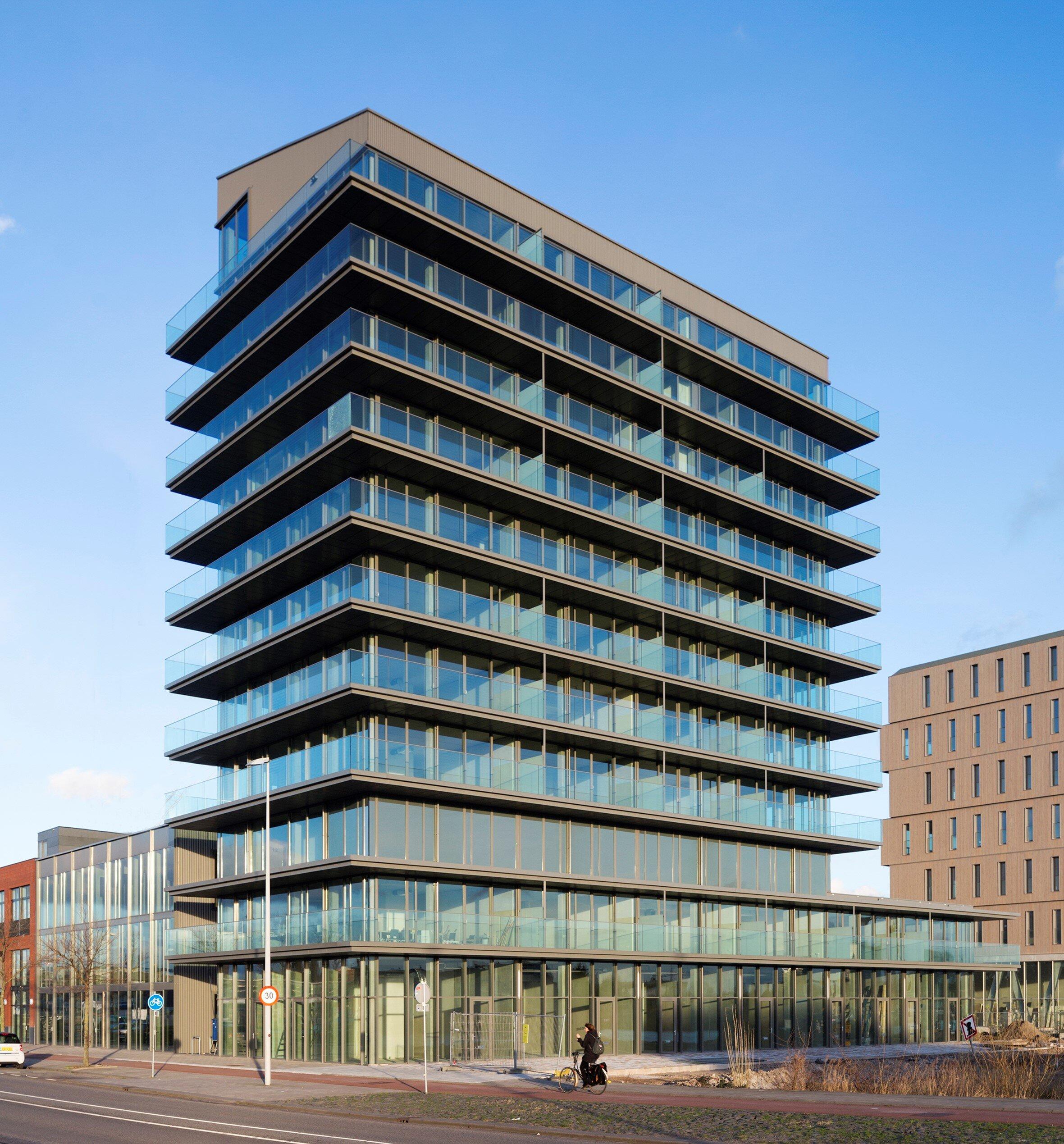 BlackJack, Amsterdam: Residential / Mixed Use project: BNB architecten & BO6 architecten