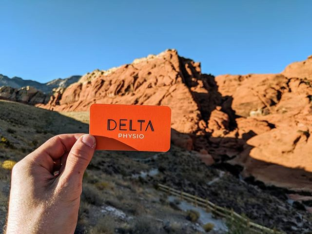 A short but very sweet climbing trip to red rocks is coming to a close and the clinic will be open on Monday. ✌️ Perfect weather to sample a ton of classic routes at The Gallery and The Black Corridor! Couldn't have asked for  better 🙏 . . . . #climbing #rocktober #physicaltherapist #climbingphotography #sportsphysio #redrocks #lasvegas