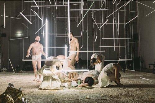 Saint Genet Frail Affinities (Theater)