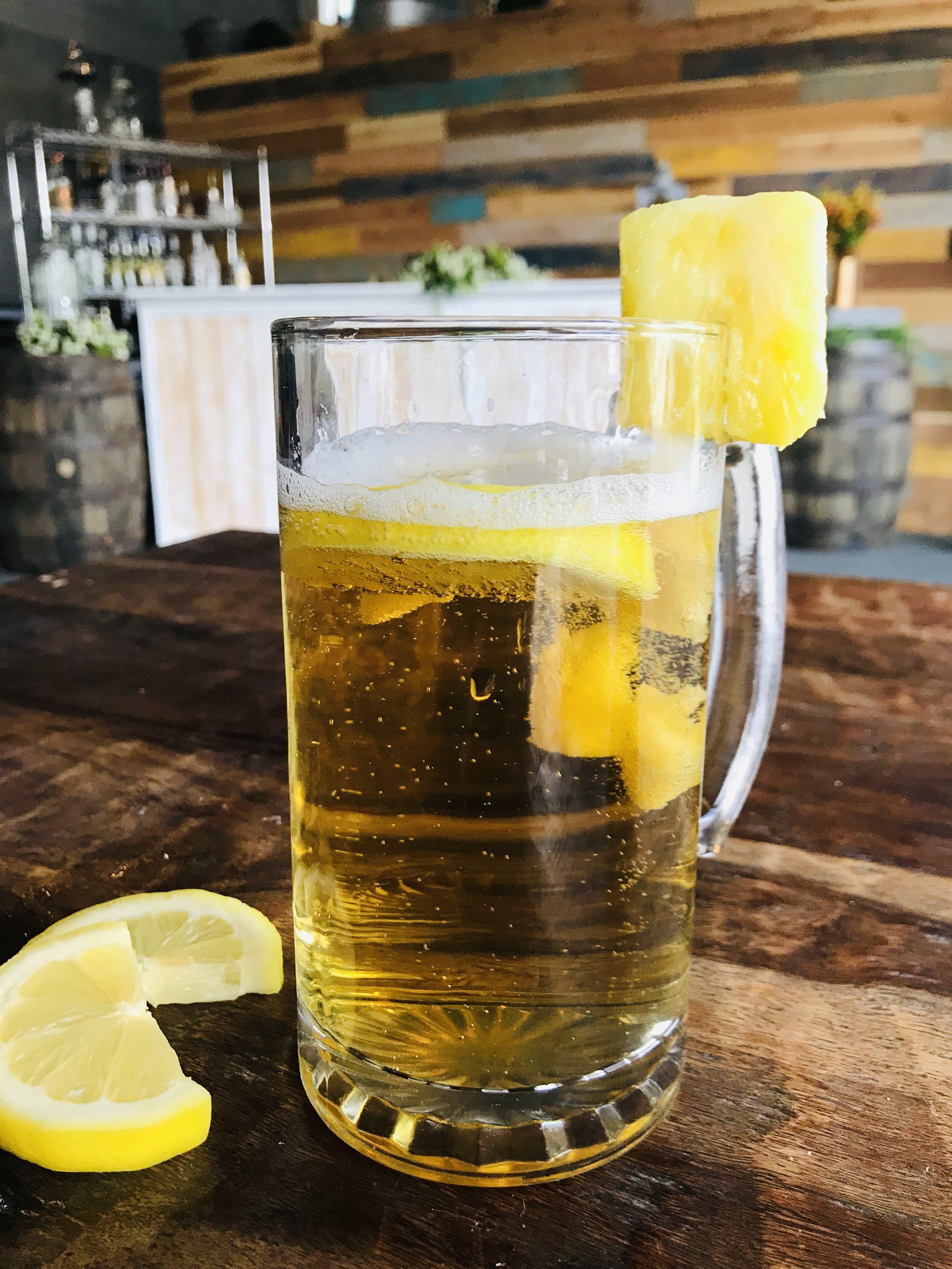 Twist Cocktails Blonde Ale Spritzer