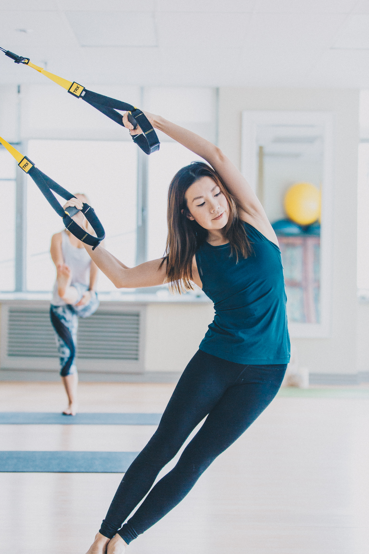 Imprint Pilates, Yoga, TRX, Suspension training, Essentrics,