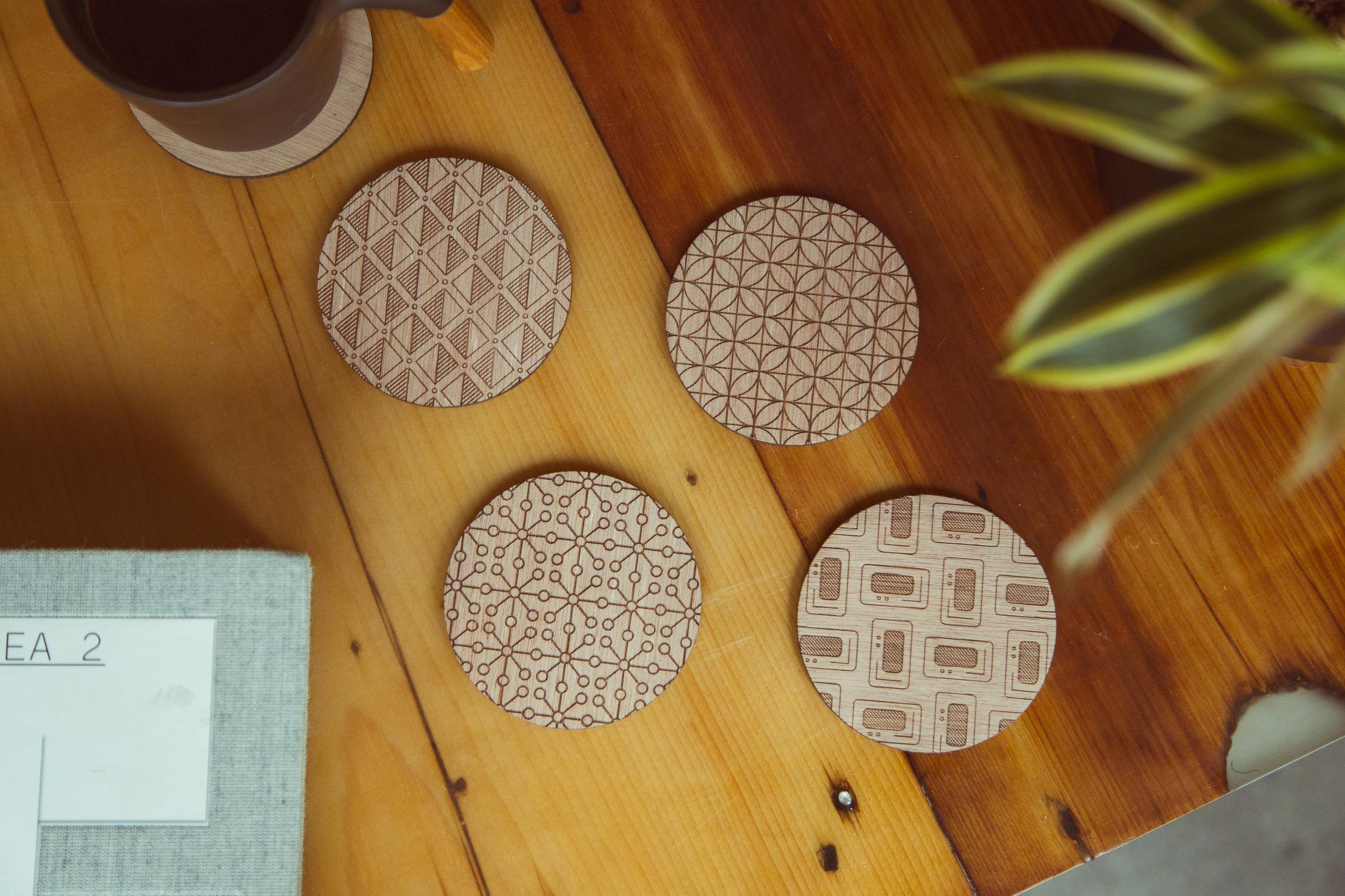 $28 - Coasters