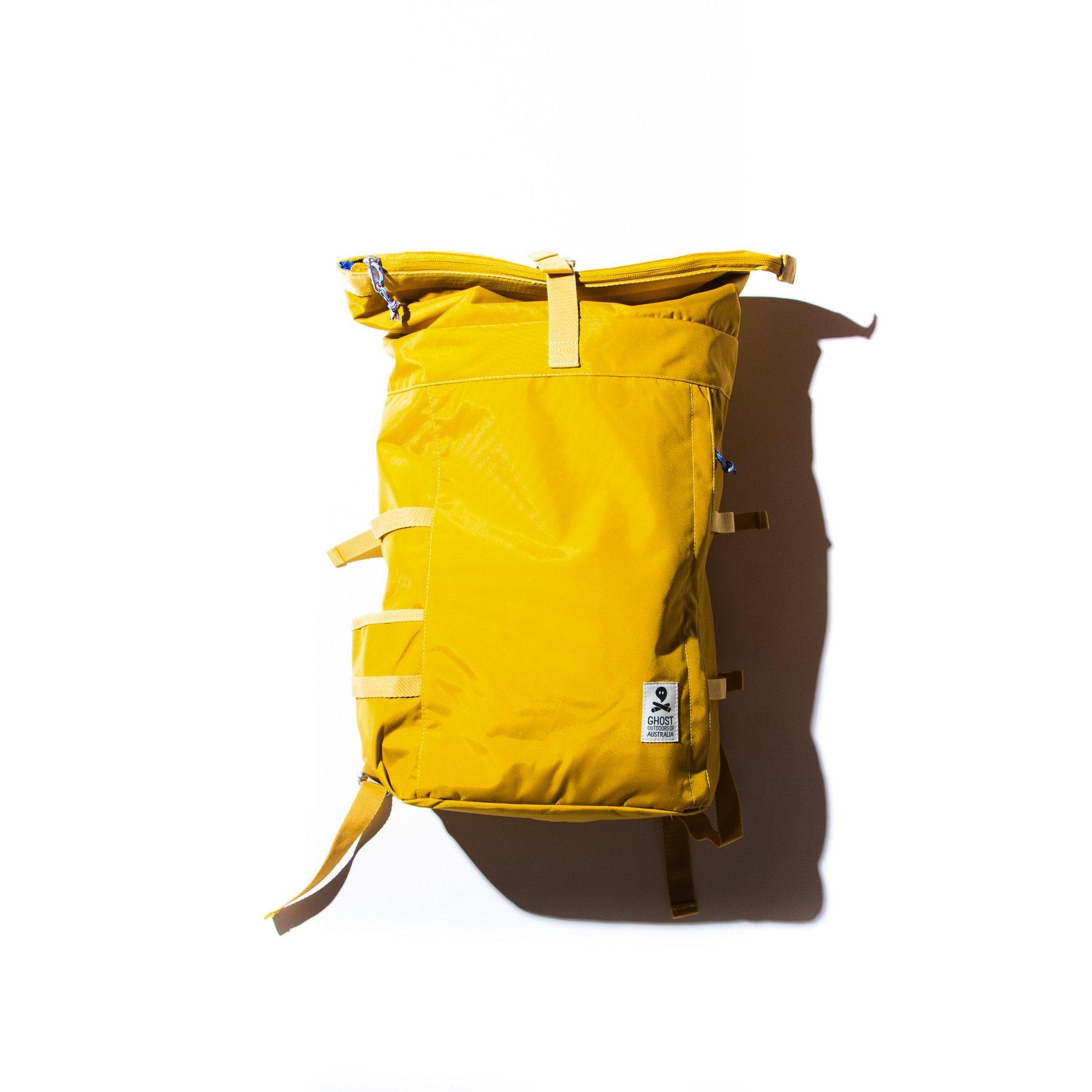 $149 - Ultimate Ochre Rucksack