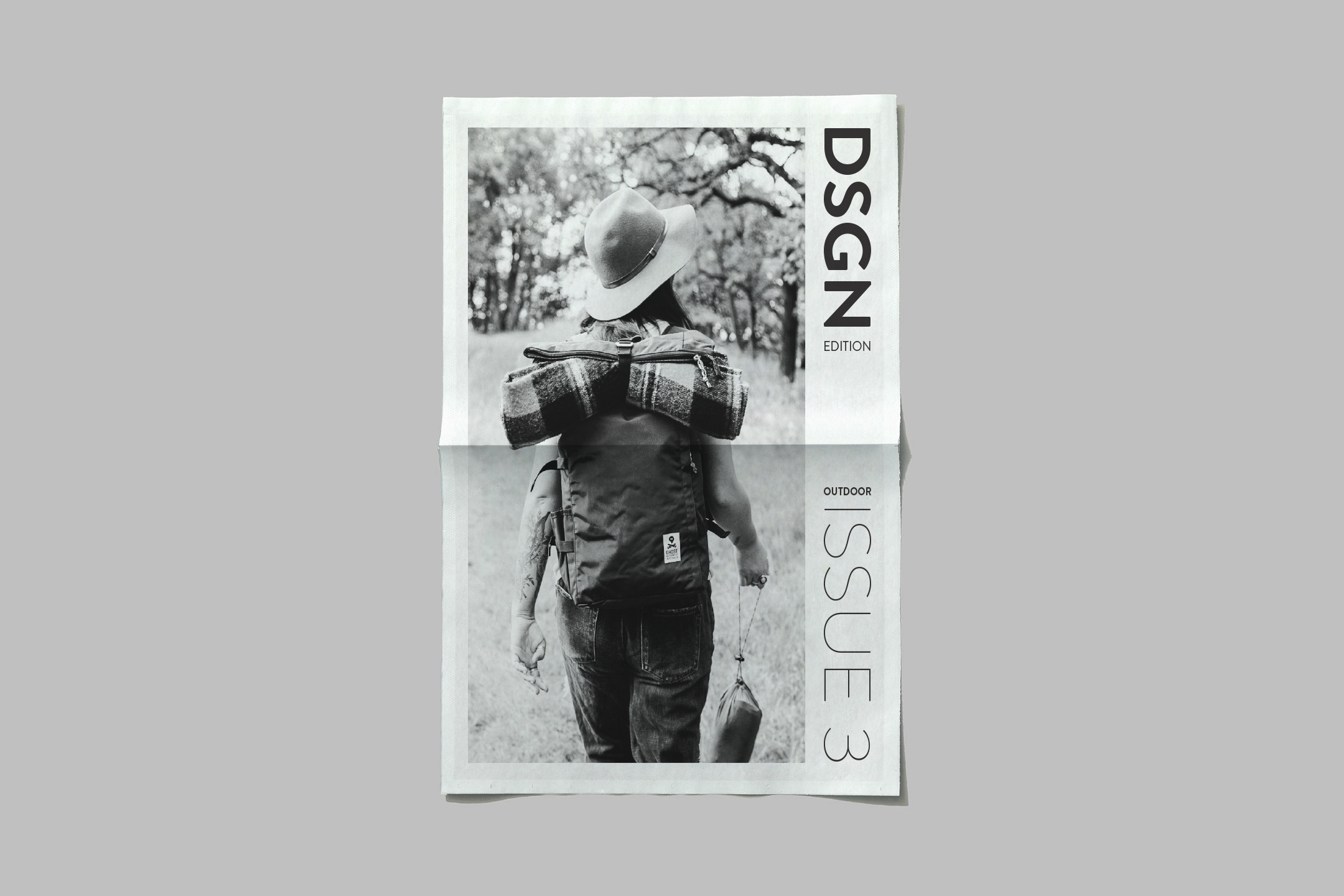 DSGN Edition - Issue 3 will launch in April 2019.