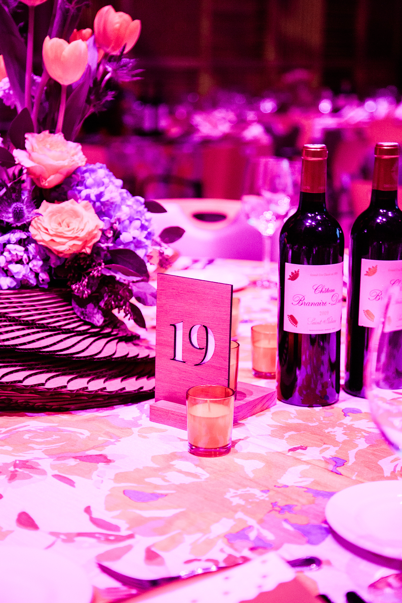 Table Number -